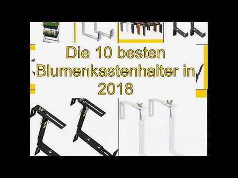 Die 10 besten Blumenkastenhalter in 2018