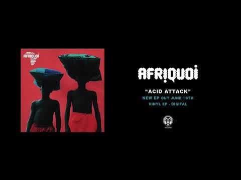Afriquoi – Acid Attack [Mawimbi Records]
