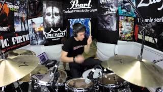 Love Me Again - Drum Cover - John Newman