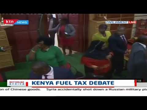 Kenya fuel tax debate | Bottomline Africa