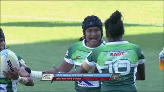 Sri Lanka Vs Korea (Women) Asia Rugby Sevens Series 2018 - Korea Day 1 Live Action