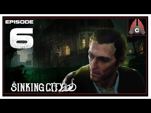 Let's Play The Sinking City With CohhCarnage - Episode 6