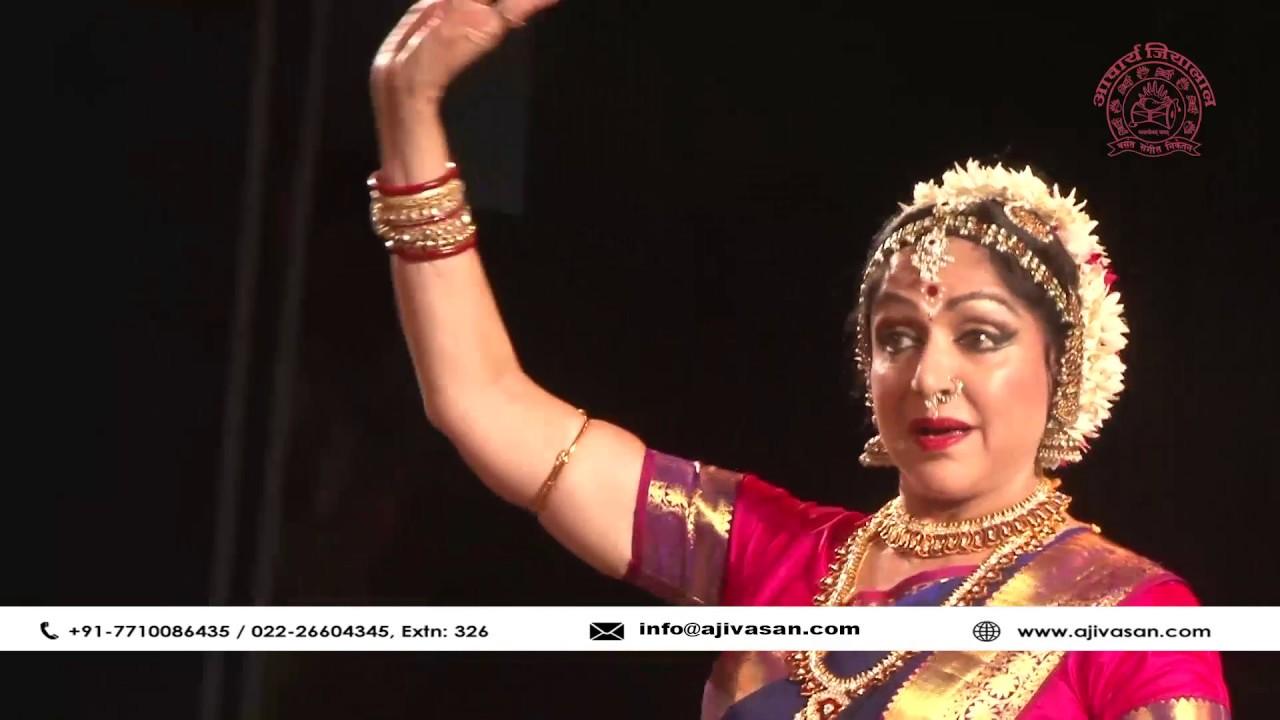 Hema Malini | Graceful Bharatanatyam performance | The