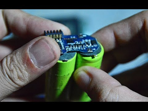 Nikon Battery Repair Attempt (EN EL15 No Power, Not Charging)
