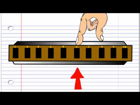 how to play silent night on the harmonica