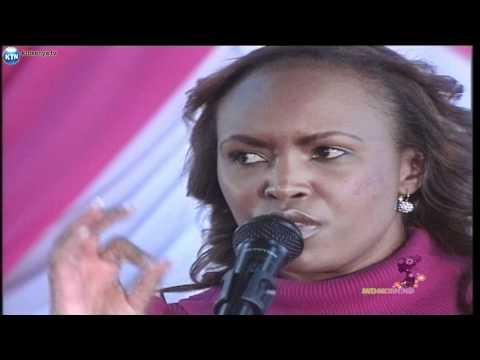 Ladies Quit Average Attitude - Caroline Mutoko