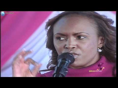 Ladies Quit Average Attitude - Caroline Mutoko