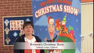 Brownies' Pack weekend christmas party