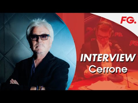 CERRONE | INTERVIEW LIVE | HAPPY HOUR | RADIO FG