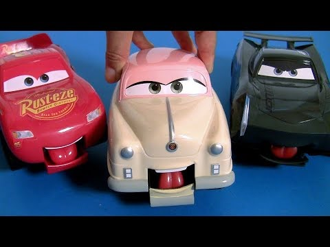 Disney Cars 3 Toys Louise Nash Funny Talkers Collection