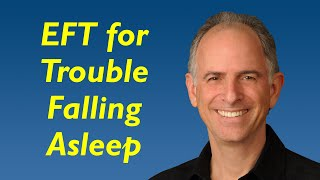EFT Tapping For Insomnia - Having A Hard Time Falling Asleep