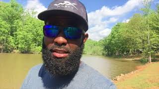 My Dad Taught Me This Trick - Late Spring Bass Fishing