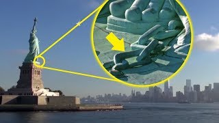 5 Darkest Secrets of The Statue of Liberty!