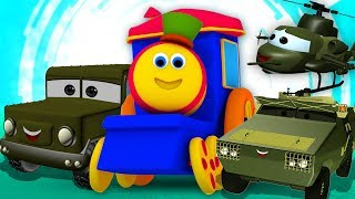Visit To The Camp | Bob The Train Cartoons by Kids Tv