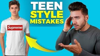 7 Style Mistakes EVERY Teenager Makes | Teen Fashion | Alex Costa