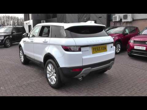 Land Rover Range Rover Evoque 2016MY 5 Door Td4 SE Tech Manual U10460