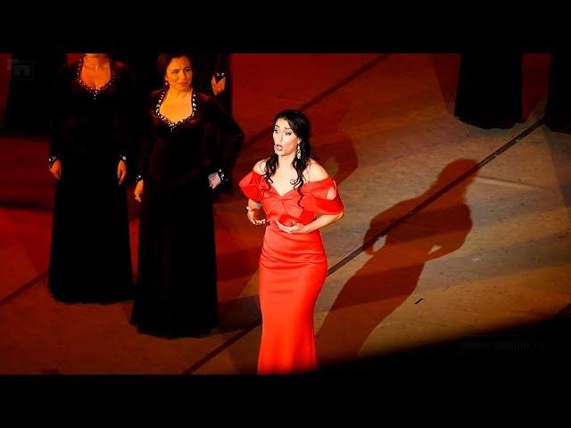 Алима Мамди - Канцона Эболи из оперы «Дон Карлос»