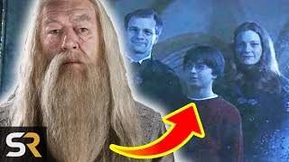 10 Harry Potter Fan Theories Confirmed By JK Rowling Herself