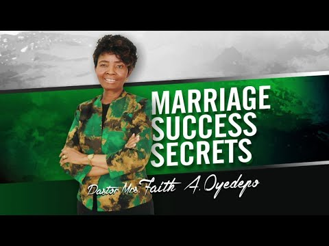 Marriage Success Secrets