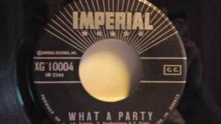 Fats Domino - What A Party
