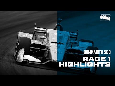 6分で見る!ダイジェスト動画。2020 インディーカー第8戦 ゲートウェイ 決勝レース1のハイライト動画