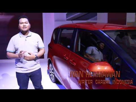 Review Toyota All New Sienta IIMS 2016