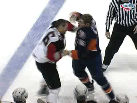 Mike Weber vs. Tim Jackman