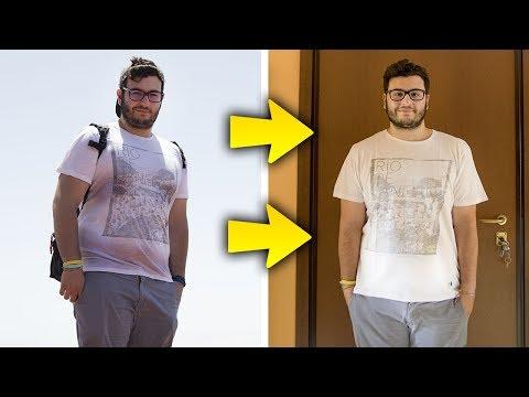 Come perdere 4 libbre di grasso