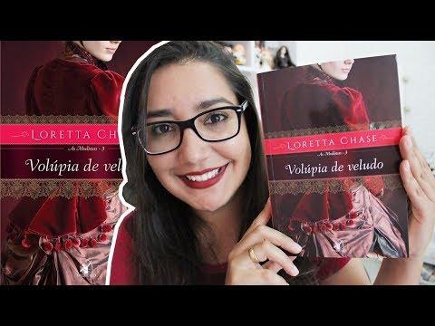 VOLÚPIA DE VELUDO por Loretta Chase - Série As Modistas, Livro 3 | Amiga da Leitora