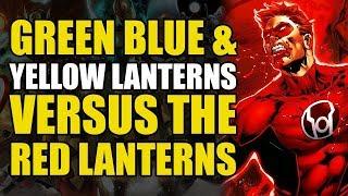 Origin of The Red Lanterns (Rage of The Red Lanterns)
