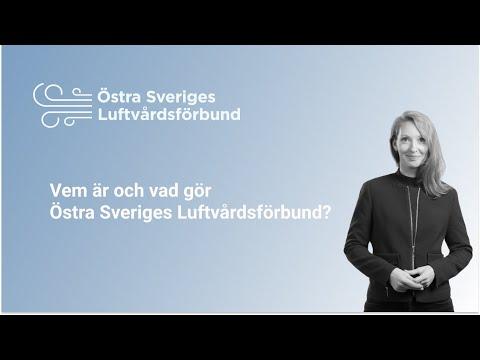 Östra Sveriges Luftvårdsförbund -Vem är vi och vad gör vi? video thumbnail.