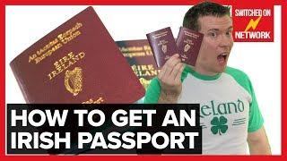 How to Get an Irish Passport