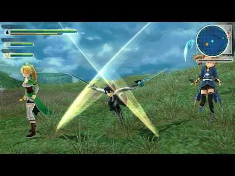 Видео № 2 из игры Sword Art Online: Lost Song [PS4]