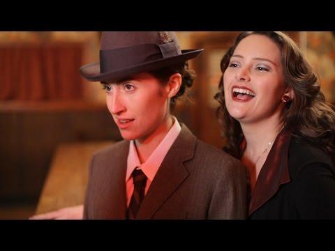 The Chanticleer: 1950's lesbian pulp series. Episode 2