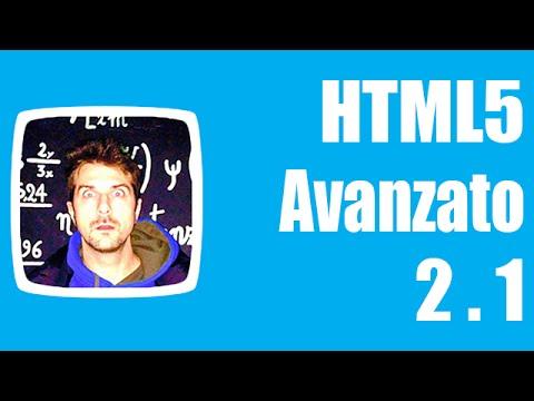 HTML5 Avanzato - 2.1 - Set di caratteri