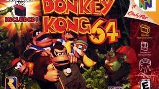 Donkey Kong 64 Longplay (1/2)