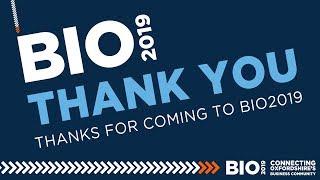 BIO2019 A Big Thank You