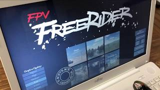 GameSir T1dでFPV Free Rider