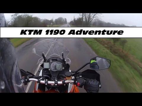 KTM ADVENTURE 1190 ABS