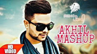 Akhil Mashup 2017  DJ JSG  Best Of Akhil  Punjabi Romantic Mashup 2017  Akhil Megamix New Songs