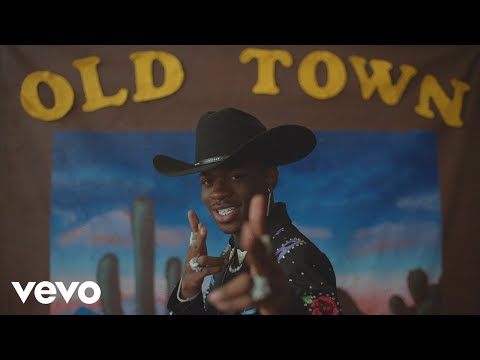 Lil Nas X - Old Town Road (Official Video) ft. Billy Ray Cyrus