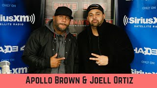 Joell Ortiz and Apollo Brown Talk 'Mona Lisa' and The Demise of Slaughterhouse