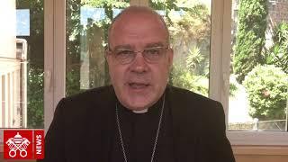 Nuncio Apostólico en Irak y Jordania: situación de los refugiados sirios.