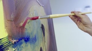 How to paint like Willem de Kooning | IN THE STUDIO