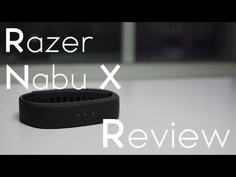 Razer Nabu X — Best Fitness Band?