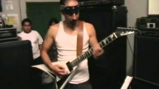 Evildead Reunion Rehearsal 2010