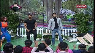 LOVE MERA HIT HIT Gurmeet Choudhary & Shaheer Sheikh Dance In Pesbukers May 8th 2018 ANTV Indonesia