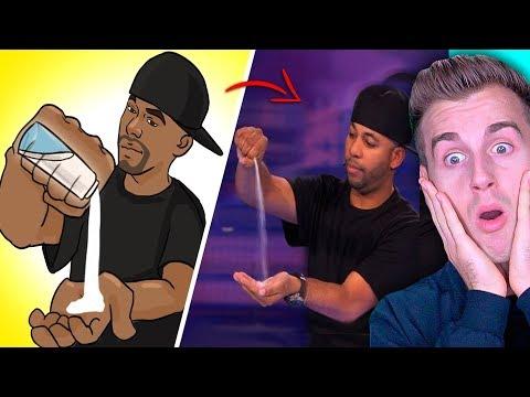 World's Most Famous Magic Tricks Revealed!