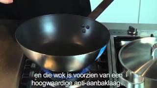 BK Pannenset Conical Glas 5-Delig
