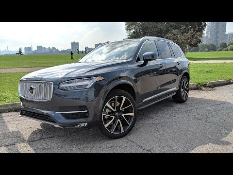 2019 Volvo XC90 T6 Inscription One Of The Best SUV's, Priced Accordingly | Chicago News